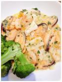 Brett's Seafood Chowder