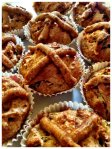Spicy Hot Cross Muffins